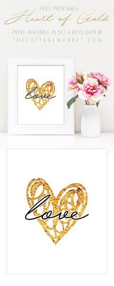 Ge Stock Quote Stunning Free Printable Heart Quote Print  Available In 5×7 And 8×10 The .