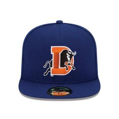 ecf9dac644d4a Durham Bulls Home 5950 On Field Cap New Era Homes