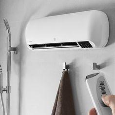 ¡Prepárate para la llegada del invierno y combate el frío con el calefactor split de pared KA5053ER!  Modo ventilación y oscilación Nivel alto y bajo de calor Montaje en pared (incluye tacos y tornillos) Mando a distancia (pilas no incluidas: 2 x AAA) Temporizador digital: 0,5-7,5 h Protección contra sobrecalentamiento Medidas aprox.: 62 x 13 x 21 cm Longitud aprox. del cable: 160 cm Tensión: 220-240 V Frecuencia: 50 Hz Potencia: 2000 W https://tutiendadetodo.com/radiadores-y-estufas/
