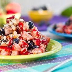 Quinoa Mexicana Salad — Punchfork | Vegan Recipes | Pinterest ...