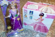 Rapunzel cake tutorial