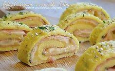 Rotolo di frittata farcito | ricetta antipasto finger food