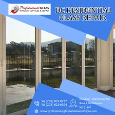 Professional Glass Window Services and Repair offer best and professional residential glass repair and glass replacement for your home in Washington DC. For more information call on or visit us at Professional Glass Window Services and Repair Glass Repair, Glass Replacement, Patio Doors, Washington Dc, Windows, Shower, Rain Shower Heads, Window, Ramen