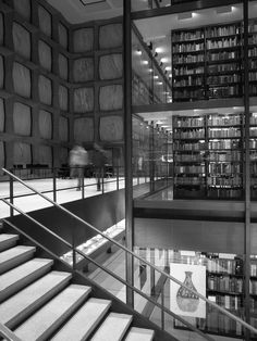 Beinecke Rare Book and Manuscript Library