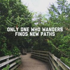 Love this quote! Do you like finding new paths when you're out RVing? On the road or hiking. both work! Road Quotes, Path Quotes, Jokes Pics, Jokes Quotes, Fun Summer Quotes, Camping Jokes, Rv Life, Note To Self, Travel Quotes