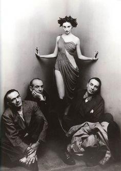 Ballet Society, © Irving Penn, 1948