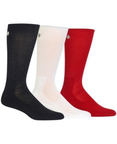Polo Ralph Lauren Reflective-logo Athletic Crew Socks - Pack Of 3 In Black Assorted Underwear, Boxer Briefs, Crew Socks, Polo Ralph Lauren, Plaid, Athletic, Mens Fashion, Clothes, Shopping