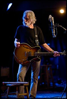 BOB WEIR performs Friday, July 20 at Gathering of the Vibes 2012 with Bruce Hornsby and Brandford Marsalis!