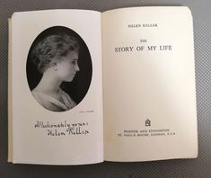 The story of my life. Helen Keller, Do You Know What, Kinds Of Music, Story Of My Life, Survival Tips, Listening To Music, Musicals, Finding Yourself, Thoughts