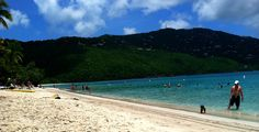 Megan's Bay Beach, St Thomas