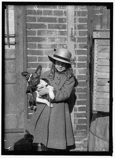 Miss Rochester Dog Show 1915 by janwillemsen, via Flickr