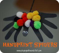 araignées mains