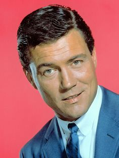 """Roger Smith ~ Husband of Ann Margaret, and one of the stars of """"77 Sunset Strip."""""""
