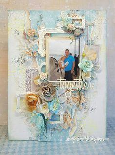 Handmade by Nadya Drozdova: Холст