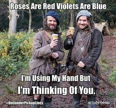 Rupert and Angus
