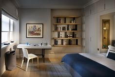 Wall shelving --- Queens Gate by TG Studio (8)