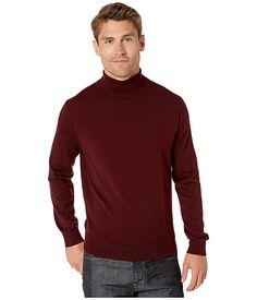 J.Crew Xinao Merino Turtleneck Sweater   Zappos.com Sweater Outfits, Men Sweater, Crocs Clogs, Red Turtleneck, Branded Bags, J Crew, Turtle Neck, Long Sleeve, Sweaters