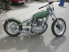 1979 Yamaha XS 650 Bobber