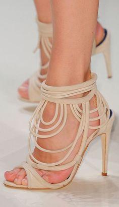Gorgeous high heels fashion