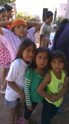Trabajando junto a la comunidad Wichi en Salta