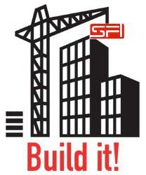 SFI,,. Build it! SFI is Strong Future International. In its 18th year, it has 5 million members in 203 countries, with 90,000 products. It is the no. 1 Affiliate Industry in the world. Earn residual income at home. Start your own business. Own Store to sell your products. Own Garage Sale Store. Join us now as an Affiliate, Business Owner or ECA.  Register free and grab $100 Signing Bonus atL http://www.sfi4.com/12240620.600/free.