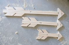 Craftaholics Anonymous® | How to Make Wood Arrows Tutorial