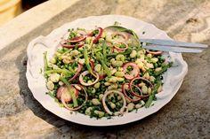 Veganistische salade voor bonenliefhebbers: warm én koud lekker! Recept - Allerhande