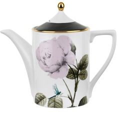 Portmeirion x Ted Baker 'Rosie Lee' Bone China Teapot