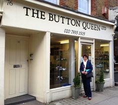 #ButtonArtMuseum.com - The Button Queen London | Sewing Blog - http://www.thebuttonqueen.co.uk/