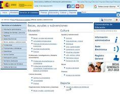 #becas #ayudas y #subvenciones del #MECD Ministerio de Educación, Cultura y Deporte Manicure At Home, Diy Manicure, Culture, Sports, Studio, Home Manicure