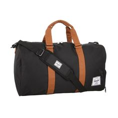Rank & Style Top Ten Lists | Herschel Supply Co. Novel Duffle #rankandstyle
