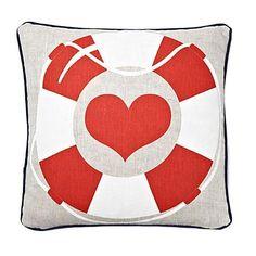 Sea of Love Pillow