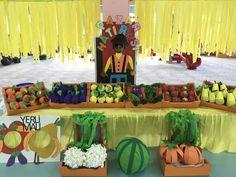 Yerli malı standımüge:)) Board Decoration, Crepe Paper Flowers, Fruit Of The Spirit, Easy Diy Crafts, Malta, Sunday School, Art For Kids, Party Themes, Preschool