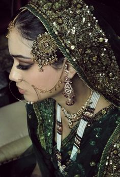 traditional indian jewelry.    mix this with minimalism and little details and its shockingly wicked