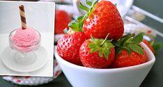 Pokud nestíháte sníst jahodovou úrodu, připravte z ní skvělou domácí zmrzlinu. Postup je jednoduchý...