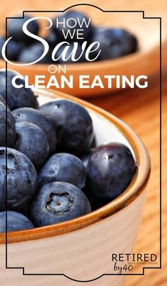 While we all want to maintain a healthy diet, finding one that is sustainable is challenging. Here's a clean eating menu for beginners that anyone can do. - Retired by 40