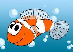 30 Best Clown Fish Images In 2018 Fish Art Pisces Art Education