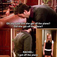 that moment..! #F.R.I.E.N.D.S #Ross&Rachel