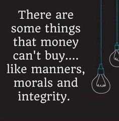 Few are rich with things that matter.