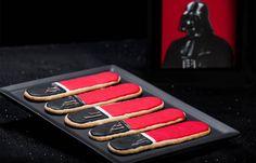 Darth Vader Lightsaber Sugar Cookies | Disney Family