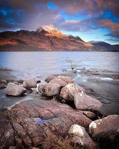 Loch Maree, Scottish Highlands