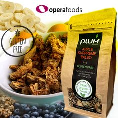 Opera Foods are wholesale food distributors in Australia wth a good range of Gluten Free products and ingredients. We deliver healthy, tasty, organic and quality food service to customers. Gluten Free Diet, Gluten Free Recipes, Wholesale Food, Food Distributors, Food Suppliers, Gluten Free Biscuits, Smoothie Ingredients, Gluten Free Breakfasts, Breakfast Dishes
