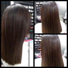 Agave hair