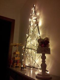 Albero di Natale fai da te  Christmas tree
