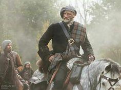 Dougal MacKenzie - the clan War Chieftain. Graham McTavish...He's great.