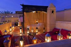 Morocco – The Angsana Riads of Marakech | Saucy Onion