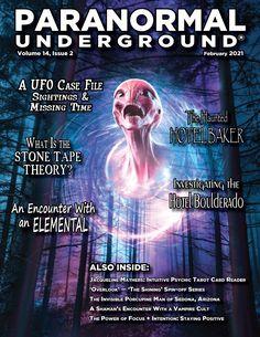 Paranormal Stories, Haunted Hotel, Ufo Sighting, Sedona Arizona, The Shining, Tarot Cards, Investigations, Theory, Tape