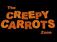 The Creepy Carrots Zone by Peter Brown. Illustrator Peter Brown gives an inside look at the art he created for CREEPY CARROTS!, a picture book written by Aaron Reynolds, and published by Simon & Schuster Books For Young Readers.