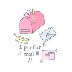 Mail!
