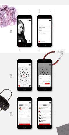 Jungle Fever iOs App on Behance